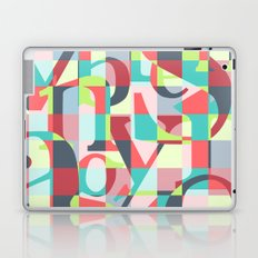 Colorful Language  Laptop & iPad Skin