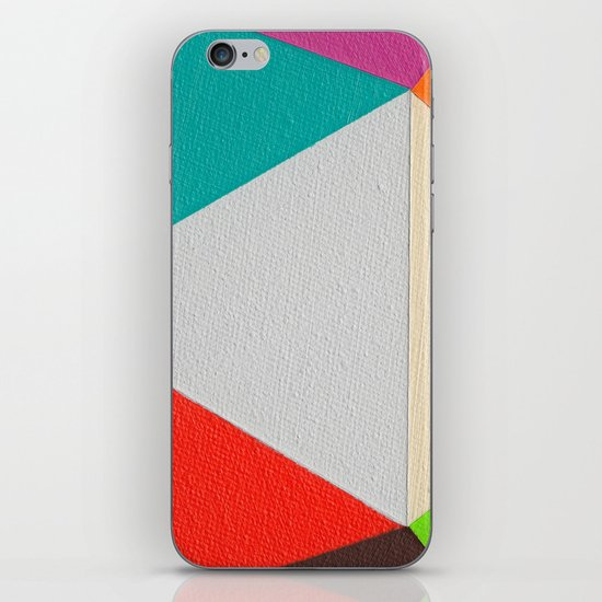 Icosahedron iPhone & iPod Skin