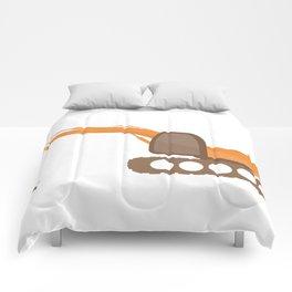 excavator Comforters