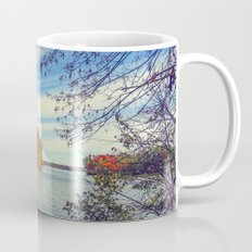 Autumn Peek-a-Boo Mug