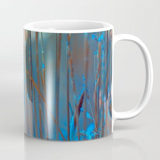 Blue dusk. Mug