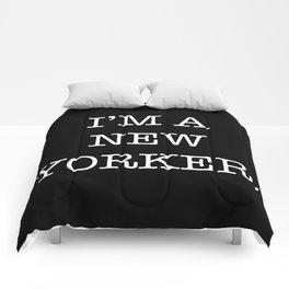 NEW YORKER Comforters
