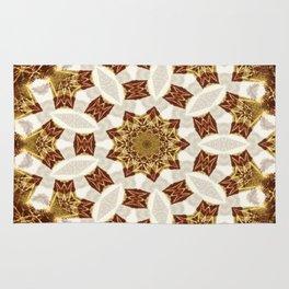 Fractal Carpet Mandala 44 Rug