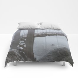 Golden Gate Morning Comforters