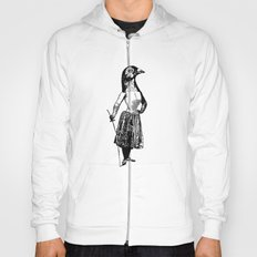 The Fencing Pigeon Hoody