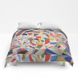 Pretty Mosaic Comforters
