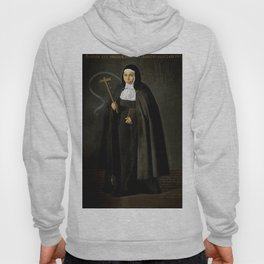 """Diego Velázquez """"Madre Jerónima de la Fuente"""" Hoody"""