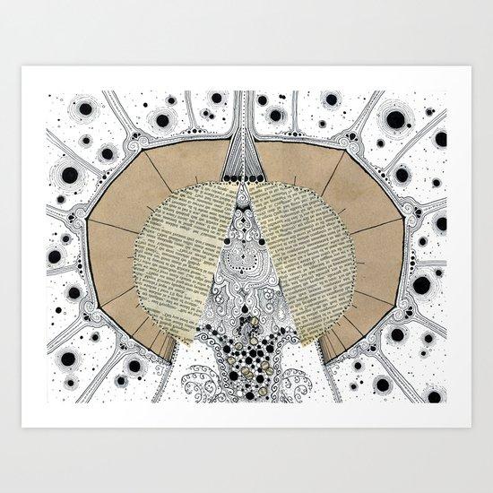 yggdrasil Art Print