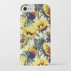 Sunflowers Forever Slim Case iPhone 8