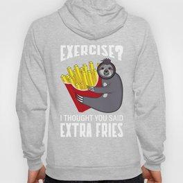 Funny Sloth T-Shirt Cute Animal Tee Hoody