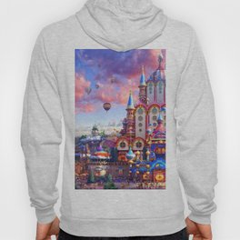 Europe Castle Fairy Tail Hoody