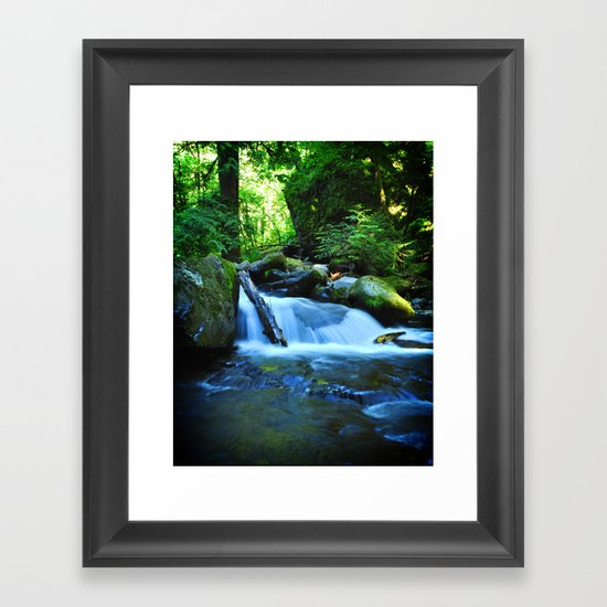 Nature's Remedy Framed Art Print
