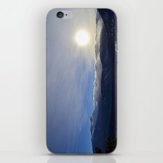 Rolling Clouds Over the Rockies iPhone & iPod Skin