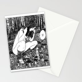 asc 414 - La trouvaille (There you are!…) Stationery Cards