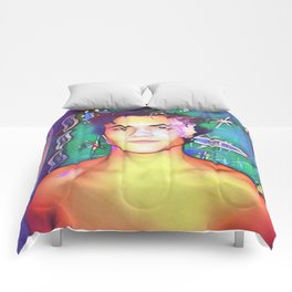 Ethan Dolan x space Comforters