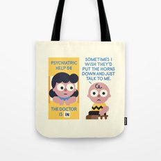 Muted Affection Tote Bag