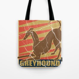 Greyhound dog gift greyhound pet animal Tote Bag