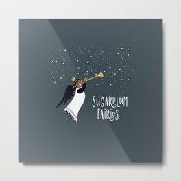 Sugarplum Fairies Metal Print