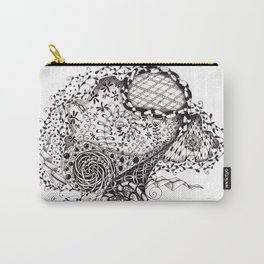 Doodle #2 Carry-All Pouch