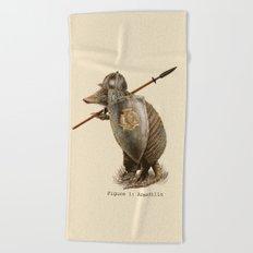 Armadillo (option) Beach Towel