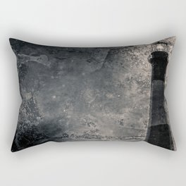 tybee lighthouse Rectangular Pillow