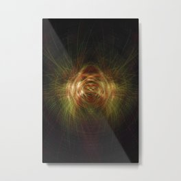 Light Up the Sky III Metal Print