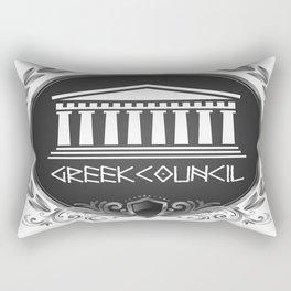 GREEK LUXORY COUNCIL Rectangular Pillow