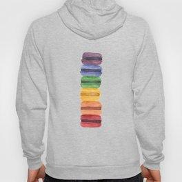 Rainbow Macaron Hoody