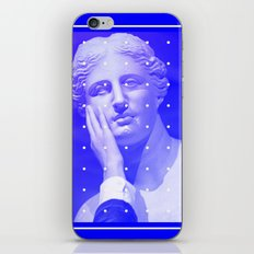 Wild Blueberries iPhone & iPod Skin