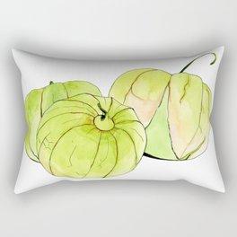 tomatillos Rectangular Pillow