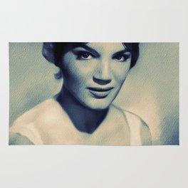 Connie Francis, Music Legend Rug