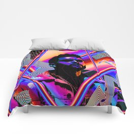 The Weeknd Trippy Comforters