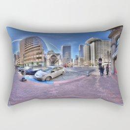 San Francisco colours Rectangular Pillow