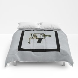 Super 8 Super Fly Comforters