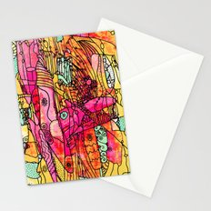 Snaggled Stationery Cards