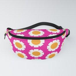 1970s Daisy pattern Fanny Pack