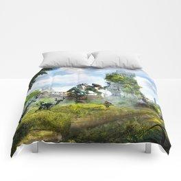 Manchester [Horizon Zero Dawn] Comforters