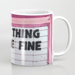 Every Thing Coffee Mug