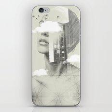 Town Facet iPhone & iPod Skin