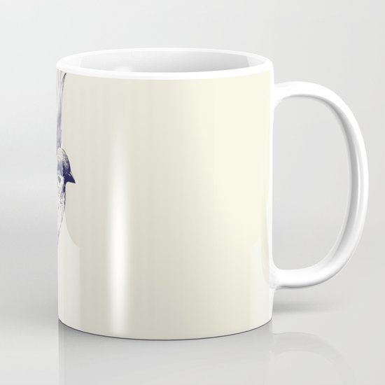 lost bird Mug
