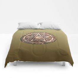 Brigid's Pentacle Comforters
