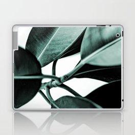 Minimal Rubber Plant Laptop & iPad Skin