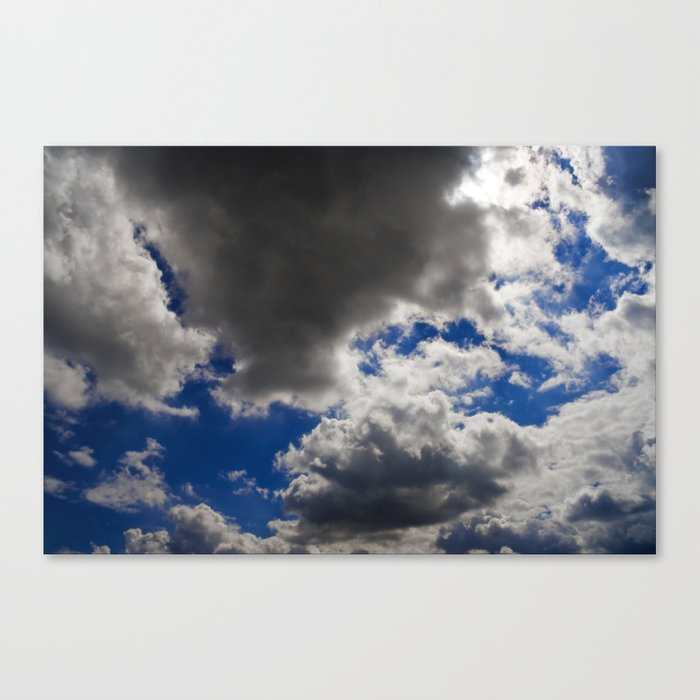 Someone Told Me Long Ago Canvas Print