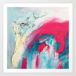 Untitled (Carrying On) Art Print