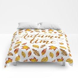 Autumn Time Comforters