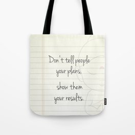 Motivational Buddha Quote Tote Bag