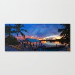 Freeport Paradise Canvas Print