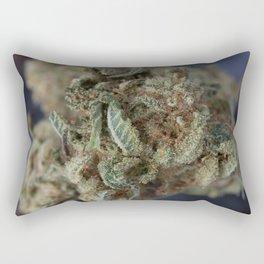 Close up of Deep Sleep Medicinal Medical Marijuana Rectangular Pillow