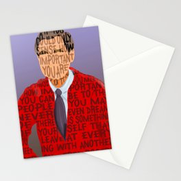 Fred Rogers is your Neighbor Stationery Cards