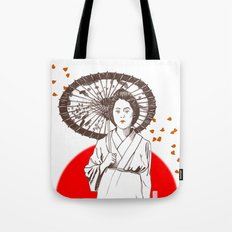 Farewell My Concubine Tote Bag